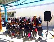 Regresan a clases miles de niños y jóvenes en Tepeaca;inicia ciclo escolar 2017-2018