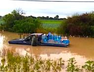 Desborde en barranca del Águila en Tepeaca provoca inundaciones en viviendas