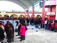 Reanudan el martes  clases  66 escuelas de Puebla;Tepeaca, Tecali y Tecamachalco incluidas