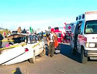 Fallece  niño en choque en carretera federal  Puebla- Tepeaca