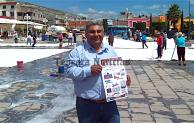 AUDIO: Entrevista a Luis Salazar