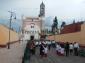 Sólo daños leves en Ex Convento de Tepeaca por sismo;inicia parroquia festividades a San Francisco