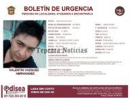 Otra víctima más;desaparece jóven mexiquense  en Tepeaca