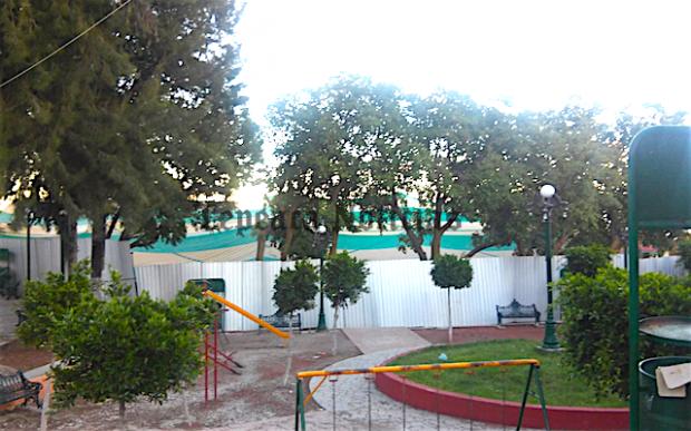 Por daños en el templo del Calvario, cancelan  autoridades de Tepeaca presentacion de  sonido