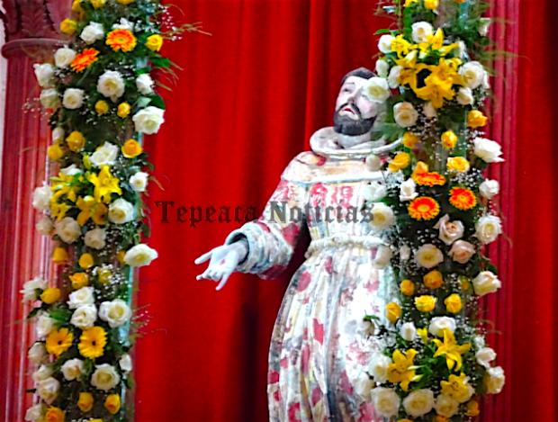 Alistan festividades del Día del Médico en el Santuario del Santo Niño de Tepeaca