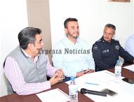 Incrementarán seguridad para comerciantes de Central de abastos de Tepeaca