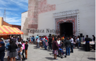Finalizan festividades de Octubre en Tepeaca; inicia novenario por Día del Médico