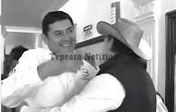 Encuesta sobre el diputado federal Alejandro Armenta