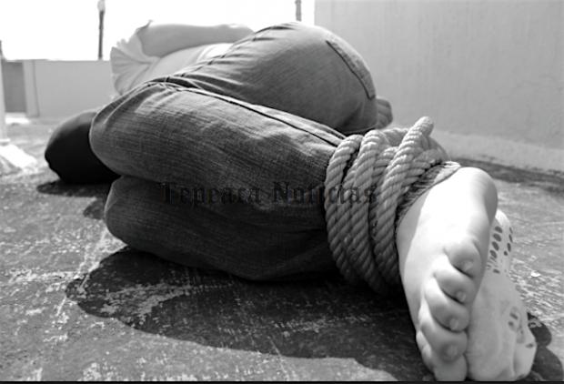 En intento de secuestro fallece jóven  en Candelaria Purificación, Tepeaca