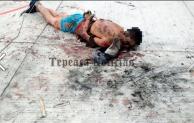Muere linchado presunto ladrón en San Miguel  Zacaola ,  Santo Tomás Hueyotlipan,
