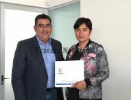 Presenta propuestas de infraestuctura Céspedes Peregrina para Tepeaca