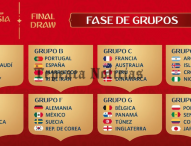 Va México en el grupo más complicado  en mundial de Rusia 2018