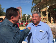 Entrevista a Luis Salazar Galicia y los 35 años de Nacimiento monumental en Tepeaca