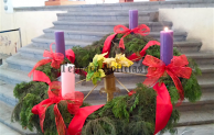 Celebra parroquia de Tepeaca II Domingo de Adviento